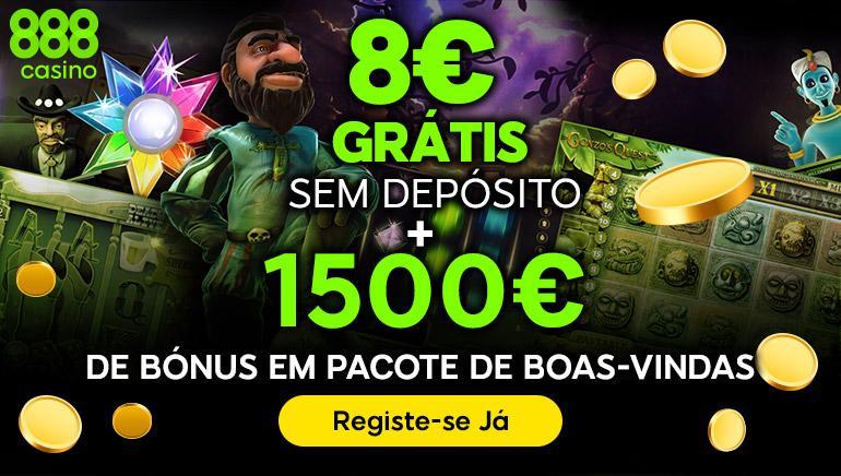888 Bonus de boas vindas