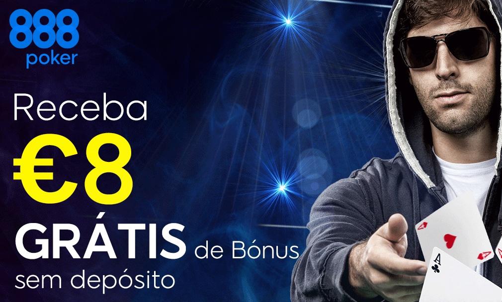 888 Gratis de bonus sem deposito