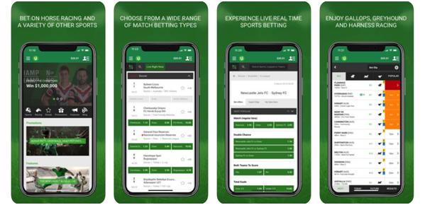 Unibet App ကို