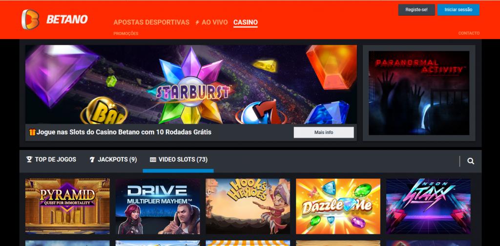 betano casino bonus